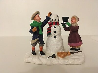 Lemax. Memory Makers Collection . Christmas Figures