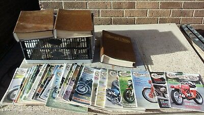Classic Bike Magazines Including First Issue  To 1985 Couple Of Issues Short