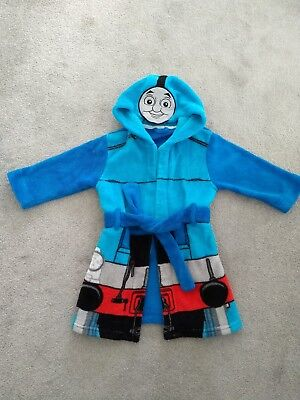 Mothercare Thomas The tank Engine Dressing Gown 18-24 Months