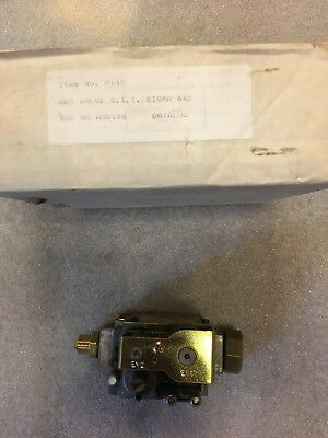 Potterton Powermax 155 Gas Valve Interpart P742 Sit Sigma 848