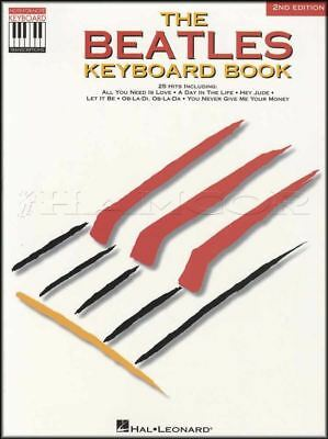 The Beatles Keyboard Sheet Music Book Let It Be Hey Jude Come Together