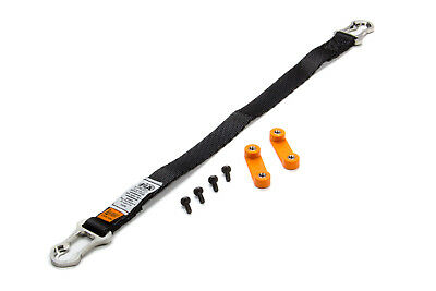 """Hans TK1131.3XS Head and Neck Tether Replacement - Sliding Post Tether - 16"""""""