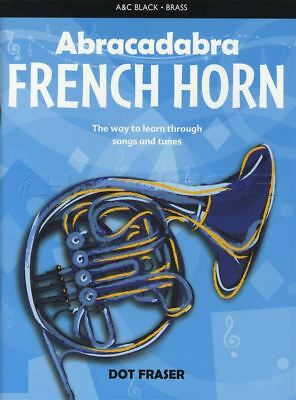 Abracadabra French Horn Sheet Music Book Learn How To Play Method Songs & Tunes