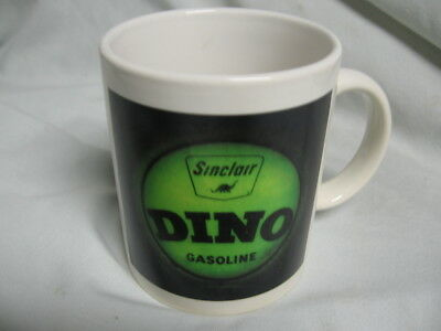 Vintage Gas Advertising Sinclair Dinosaur Ceramic Coffee Cup Mug Promotional