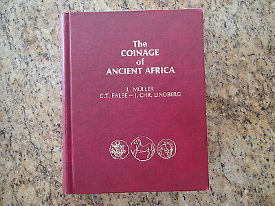 The Coinage of Ancient Africa - over 500 pages!!!!