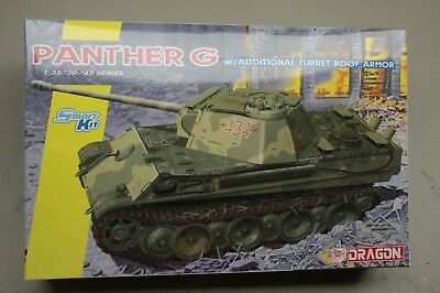 Dragon, Panther G with additional turret roof armour in 1/35