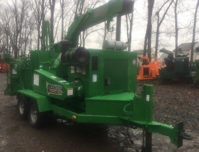 2011 Brush Bandit 1990XP  Chipper (#2415)