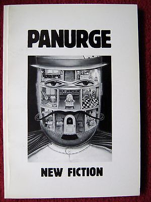 PANURGE Literary Magazine, Issue 8, editor Dave Almond. Stories, Poems, reviews.
