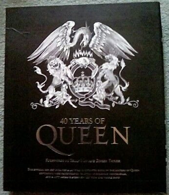 40 Years of Queen by Harry Doherty (Mixed media product, 2011) Bohemian Rhapsody