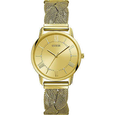 Armband Guess Damen Edelstahl Watch Armbanduhr 30mm Woman iOPukXZ