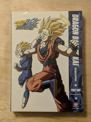 Dragon Ball Z Kai: The Final Chapters - Part One DVD NEW SEALED
