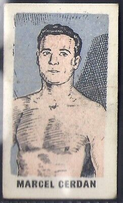 Kiddys Favourites-Popular Boxers Boxing-#35- France - Marcel Cerdan