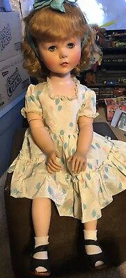"31"" American Character Sweet Sue 1959 Vintage Companion Playpal"