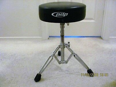 PDP Double Braced Drum Throne – Great Condition!!