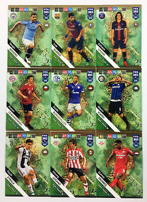 2019 PANINI FIFA 365 * POWER-UP * goal stopper defensive key player game changer