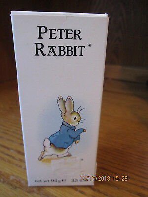 Crabtree & Evelyn Peter Rabbit Beatrix Potter Soap Collection  New In Box