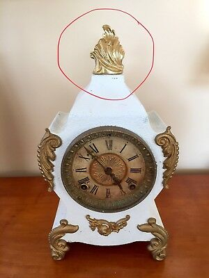 New Replacement Finial Topper For Ansonia Calais Clock