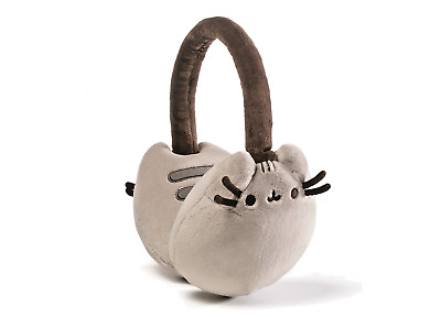 Pusheen the Cat Plush Earmuffs Stuffed Toy - By GUND