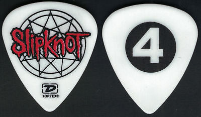 SLIPKNOT-Authentic Tour-Only GUITAR PICK! PAUL GRAY