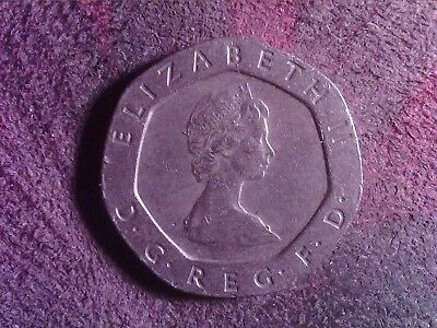 Great   Britain  20   Pence   1983    Nov16