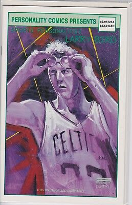 Larry Bird Personality Comic Book (1991)