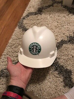 STARBUCKS Hard Hat Clover Certified!  Collectible. See Pics. Fast Shipping.