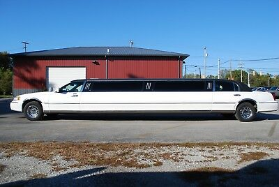 2001 Lincoln Town Car  limousine cars trucks