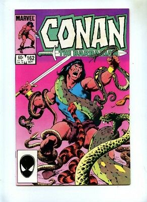 Conan the Barbarian #162 - Marvel 1984 - NM-