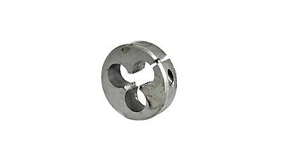 "9/16"" NC12 UNC Carbon Tungsten Steel Button Die 2"" OD, SKC Thread Tool."