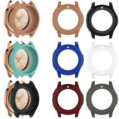 Silicone Skin Case Cover Shell For Samsung Galaxy Watch 42mm SM-R810 SM-R815