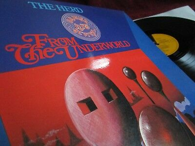 THE HERD ♫ FROM THE UNDERWORLD ♫ VINYL IN PERFECT CONDITION ORIG.1st PRESS 1971