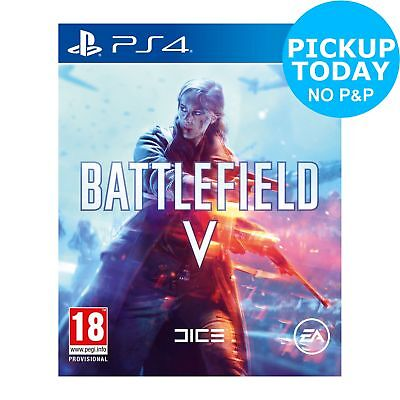Battlefield V Sony Playstation PS4 Game 16+ Years