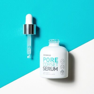 [SKINMISO] Pore Corset Serum 30ml -Pore Tightening Minimizer (Renewal)
