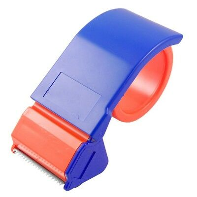 "1X(Sealing Packaging Parcel Plastic Roller 2"" Width Tape Cutter Dispenser Z2N2)"