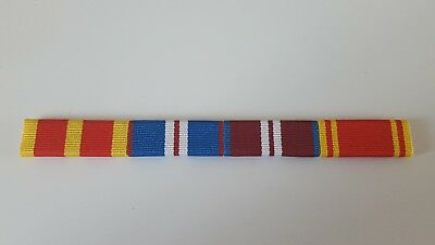 Queens Fire, Golden, Diamond Jubilee Medal, Fire Service LSGC Sew on Ribbons