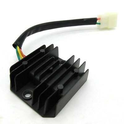 4 Pins Voltage Regulator Rectifier For YAMAHA scooter GY6/50CC/125CC/150CC