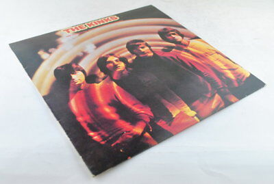 The Kinks ‎– The Kinks Are The Village... LP! ITA Press! MEGARARE!