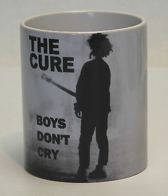 The Cure Boys Don´t Cry Kaffeebecher
