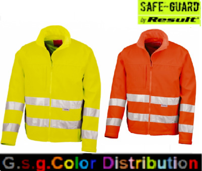 Alta visibilità Giacca sicurezza High-Vis   Result Safe-Guard