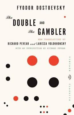 The Double And The Gambler by Fyodor Dostoevsky 9780375719011 (Paperback, 2007)
