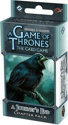 Game of Thrones LCG: Journey's End Chapter Pack - NEW Sealed