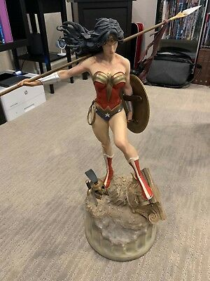 Sideshow Wonder Woman Premium Format Figure Collector Edition 2014 1:4 Scale