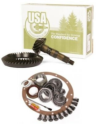 """99-08 Chevy Truck /& SUV GM 8.6/"""" 3.23 Ring and Pinion Master Install USA Gear Pkg"""