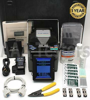 Fujikura FSM-40R24 SM MM Single & 24 Fiber Ribbon Fusion Splicer FSM-40R FSM-40