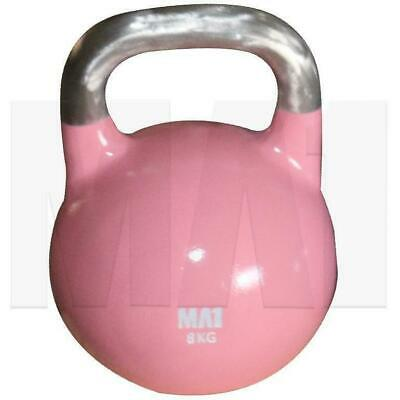 MA1 8/12/16/20/24/28/32KG Elite Competition Kettlebell Stainless Steel MA-EKB