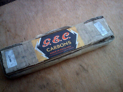50 Gec Copper Coated Cinema Carbons Rods