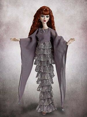 Mourning Mist Evangeline Ghastly doll NRFB Wilde Imagination LE 350 Tonner