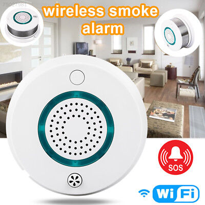 47DC with WiFi Function ABS Mobile APP Wireless Tester Office Fire Detector