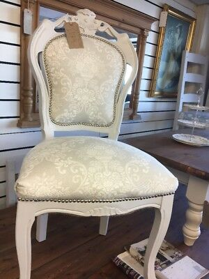 Unique Vintage French Louis Xvi Style Chair,Furniture Showroom Kent