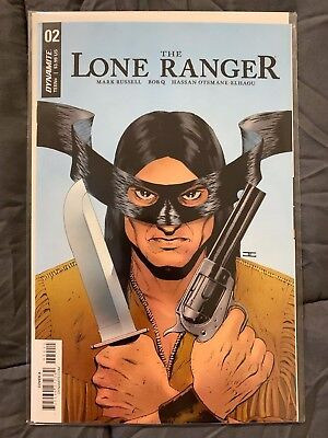 THE LONE RANGER 2 Cover A Dynamite 2018